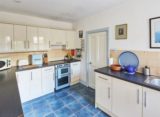 Kitchen at Gardeners Cottage
