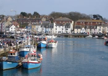 holiday cottage near Weymouth Harbour