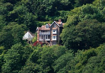 The house is secluded yet just a whisper away from the Villages of Lynton and Lynmouth